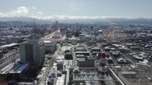県庁から金沢駅